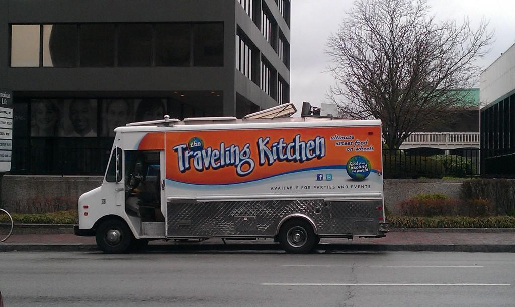 Spotted on Main Street in Louisville.