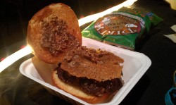 A fine example of a Grind burger.