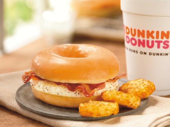 Photo courtesy Dunkin' Donuts.