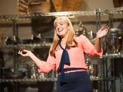 Damaris Phillips, winner of Food Network Star. (Photo courtesy of Food Network)