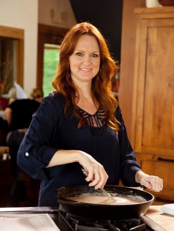 You better WERQ, Ree Drummond. (Photo courtesy Food Network)