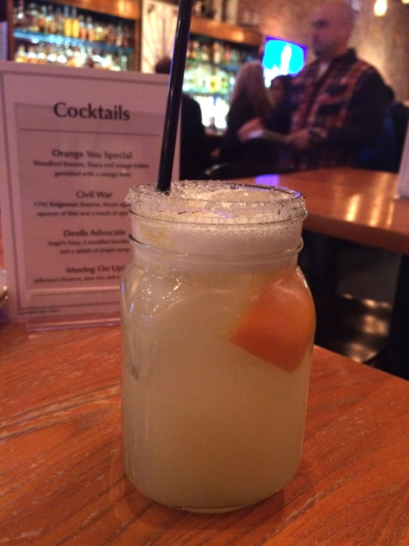 The Mannyrita. Order it immediately.