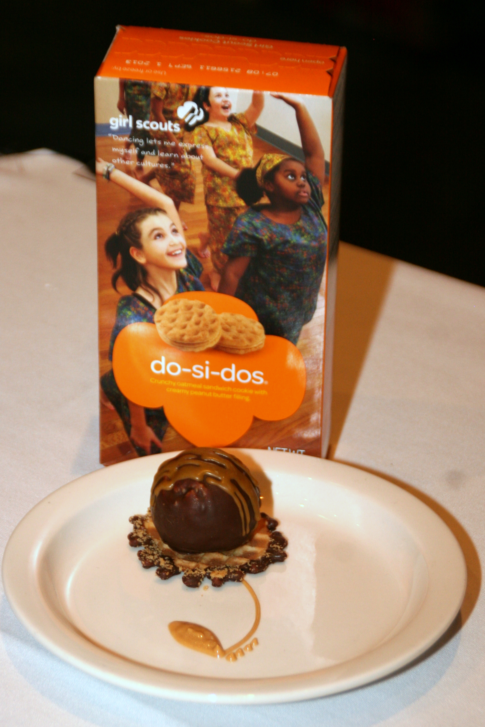 join me at the girl scouts fundraiser desserts first feb